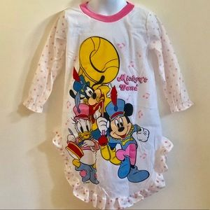 Vintage Mickey Mouse Nightgown